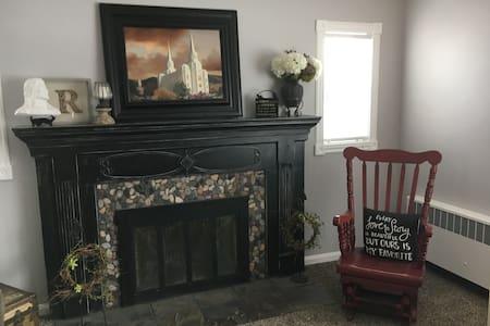 Temple View Inn - Brigham City - Rumah