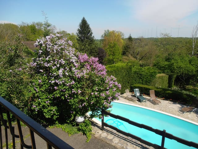"2 bedrooms ""La Fargette"" - Saint-Fargeau-Ponthierry - Bed & Breakfast"