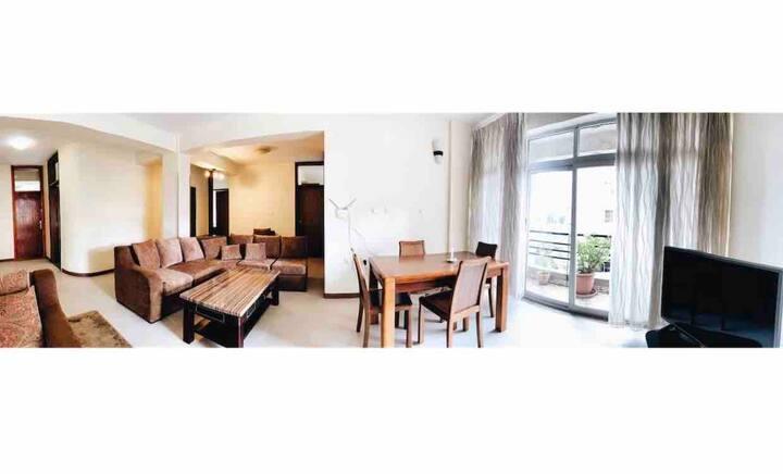 Spacious Apartment in Central Addis | Near Airport