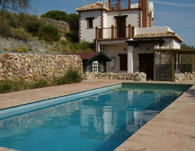 mountain villa with a private pool - Cozvijar - Hus