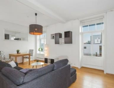 Sweet apartment in the city - Skien - アパート