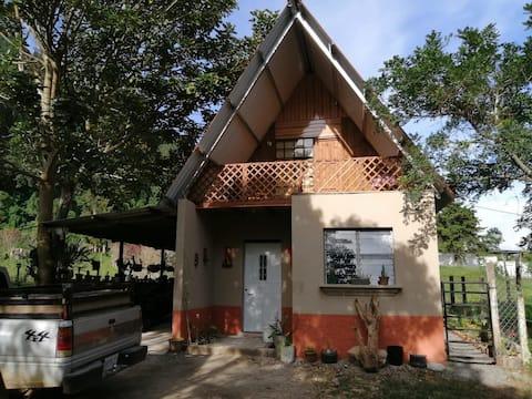 La cabaña de don Carlos