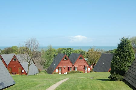 Beautiful seaside holiday chalet - Kingsdown
