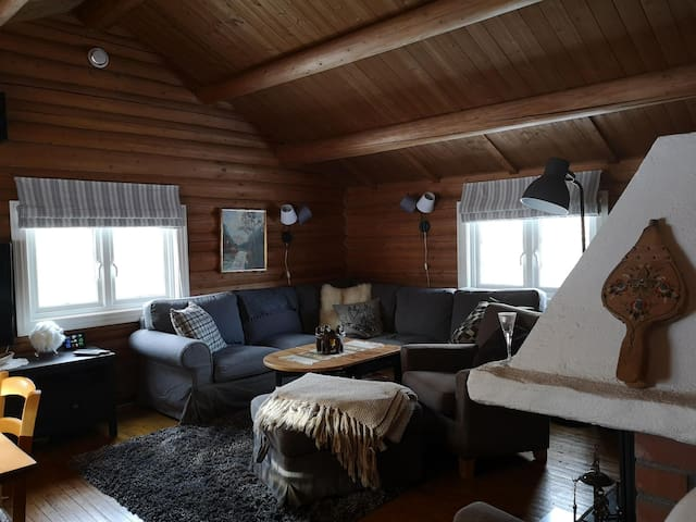 Osheim Cozy family cabin 19 minutes from Røros