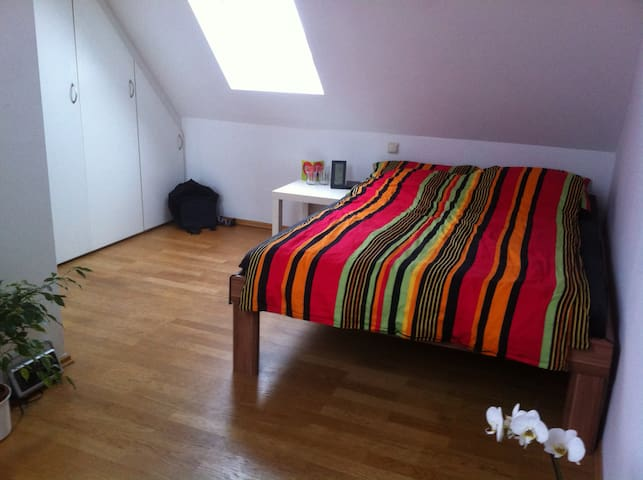 Bright Room in Central Munich - Munich - Loft