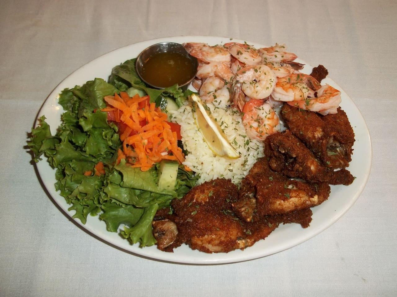 Festival Cuisses de Grenouille et crevettes à volonté
