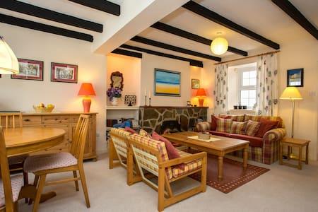 Cape Cottage - sleeps 4 - Penzance - Penzance - Talo