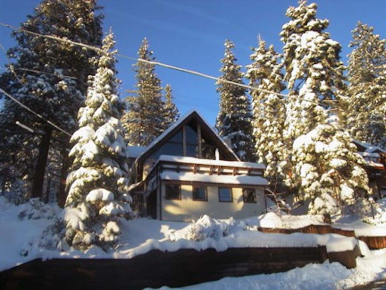 Spacious Home with Lake Views