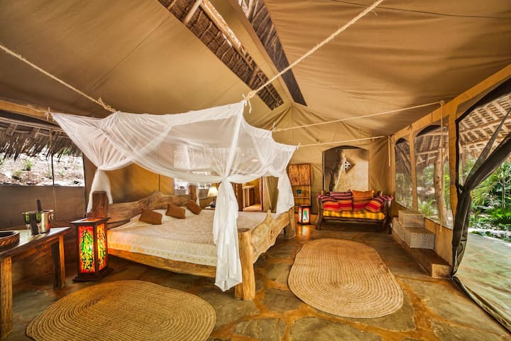 Tiwi Honeymoon Tent - Tiwi - Tenda