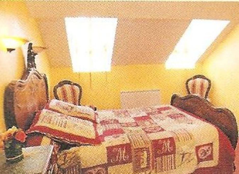 Au pied du chateau lourdes midi py chambres d 39 h tes for Chambre d hote chateau thierry
