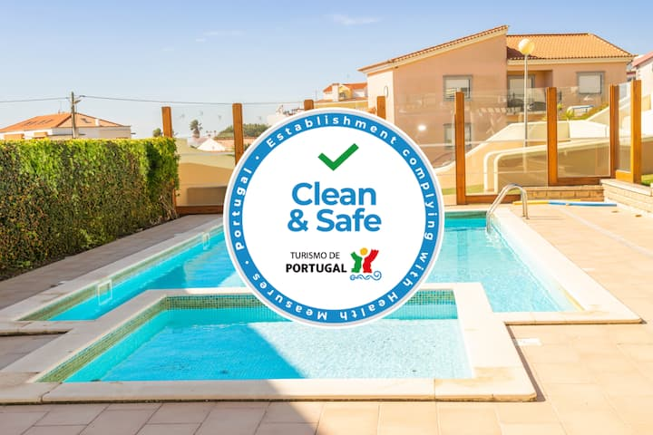 Amazing house with swimming poll in São Bernardino