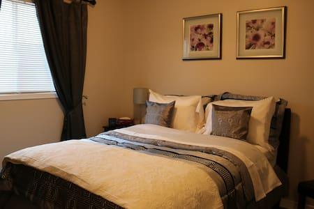 Newton Villa - Jasmine Room - Brampton - ที่พักพร้อมอาหารเช้า