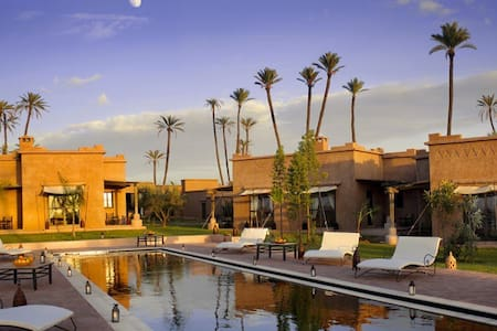 Riad with pool and wellness area  - Marrakesh
