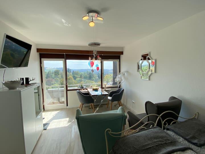 Apartment Harzblick -NEU MODERNISIERT-