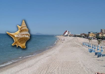 Large apartment on Adriatic Riviera - Marotta