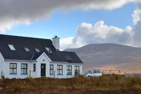 Wild Atlantic Way Home, Falcarragh, Co. Donegal - Donegal - Zomerhuis/Cottage