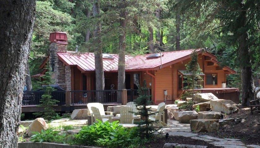 Amazing Sundance Creekside Cabin - Sundance - Cottage