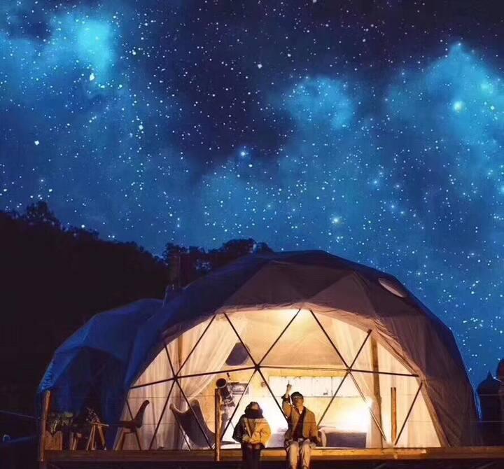 丽江星空帐篷营地
