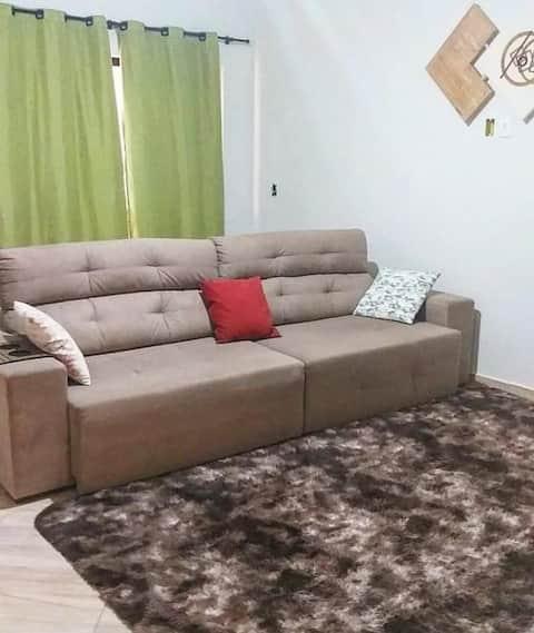 Casa Inteira ▪︎ Vila Nova Capão Bonito