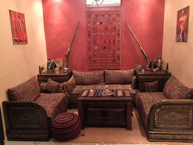 Very nice and cosy place - Marrakech - Hus