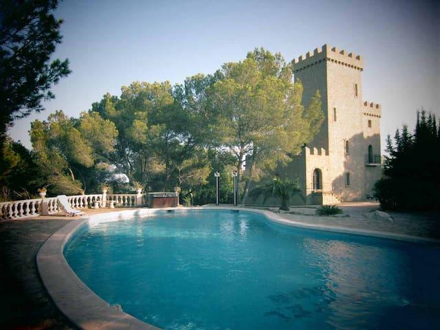 Sababeach Castel Saba - 4pax min ! - Pinar de Campoverde - Hrad