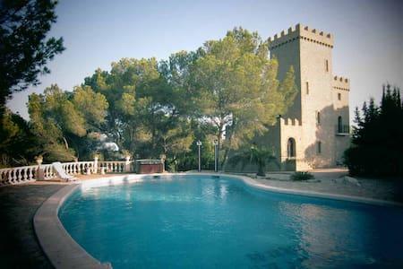 Sababeach Castel Saba - 4pax min ! - Pinar de Campoverde - Slott