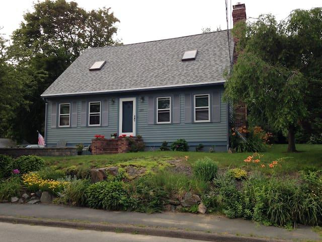 Salt Box Cape - Beach Home - Marblehead - Casa
