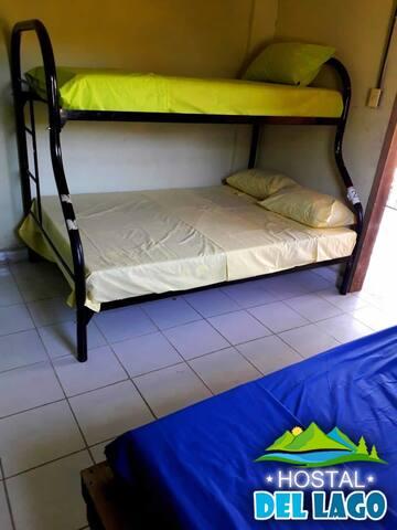Apartamento privado en el Lago de Yojoa, Honduras