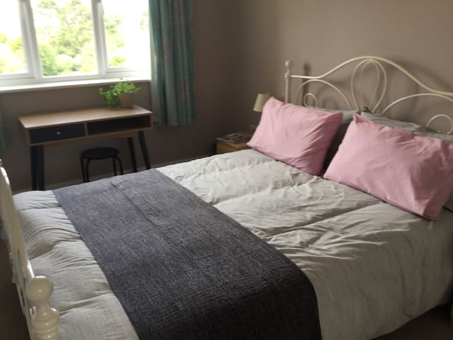 Henleaze, en-suite king size double, free parking