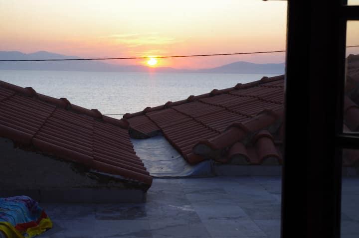 Vila Rita by the sea - Lesvos