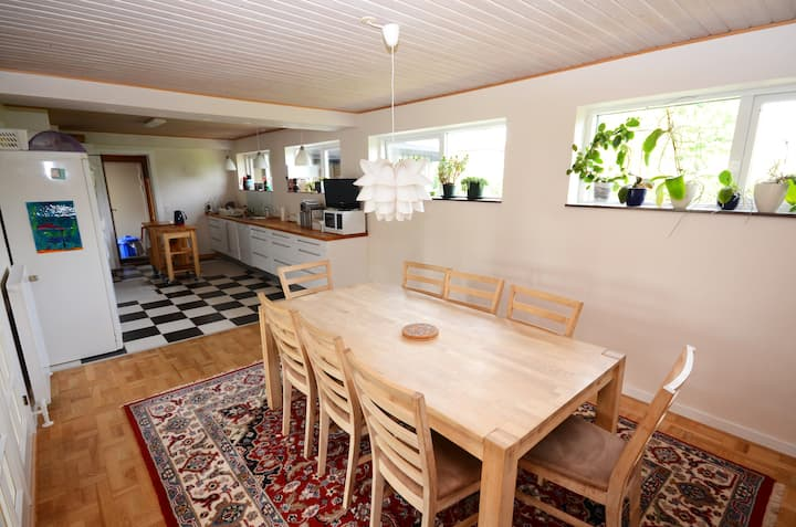 Come and relax, near Odense