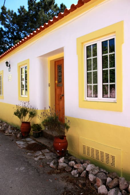Casa Rustica street level