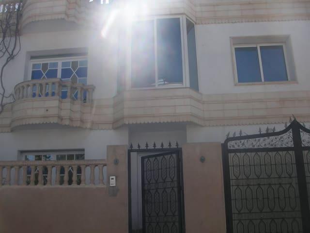 Appartement avec grande terrasse _ Mamounia Beach - Kelibia - Apartment