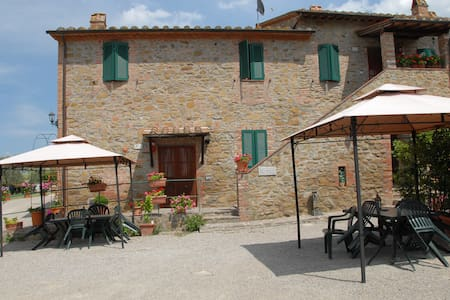 Lovely apartment in Umbria, Italy - Panicale - Appartement