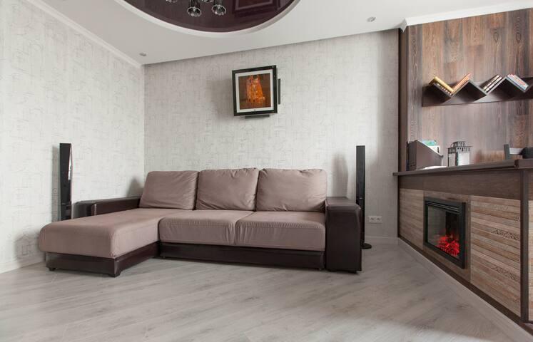 Люкс-апартаменты в центре Казани!