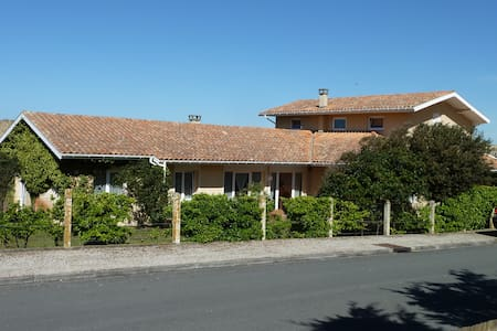 Hourtin Plage Beach Apartment  - Hourtin - Villa