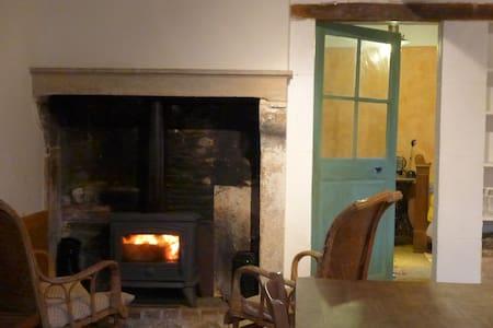 La maison d'en face déconnexion à 2h de Paris