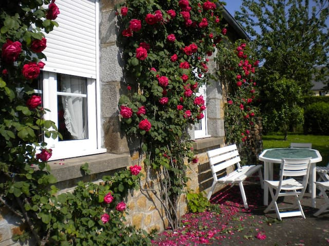 B&B, 2 chambres ds maison campagne