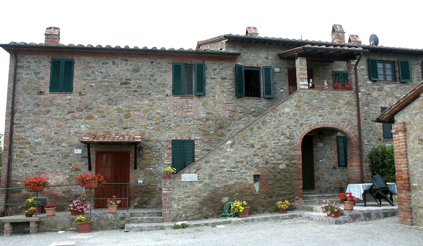 Superb 10p apartment Umbria Italy  - Panicale - Huoneisto