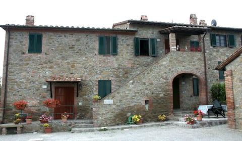 Superb 10p apartment Umbria Trasimeno Italy