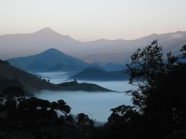 Casa da Montanha - Visconde de Mauá - Casa