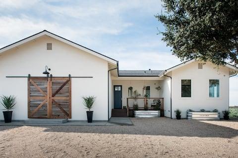 Explore Monterey Bay from a House on an Artichoke Farm