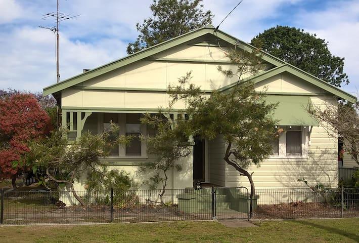Grevillea Cottage