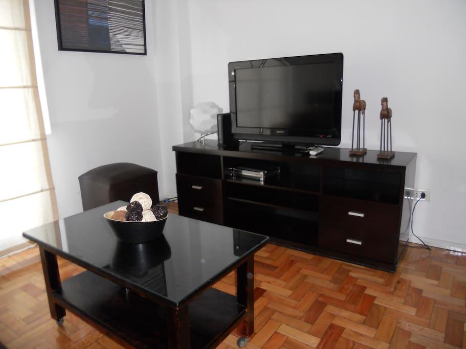 Living room - LCD TV