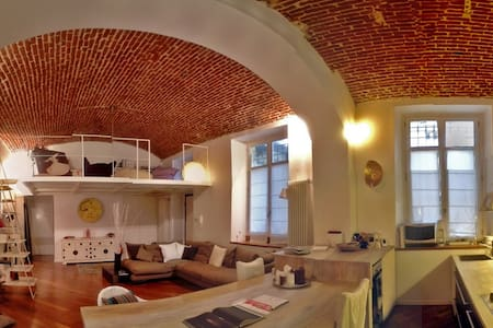 Fantastic loft in Liberty Turin - Turin