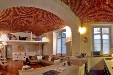 Loft nel cuore Liberty di Torino - Turín