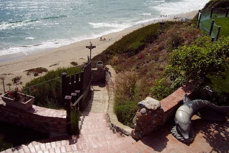 Malibu Studio Enchanted Sea Cottage