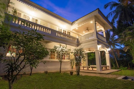 Private Colonial 4beds House Samui. - Ko Samui District, Surat Thani, Thailand - Hus
