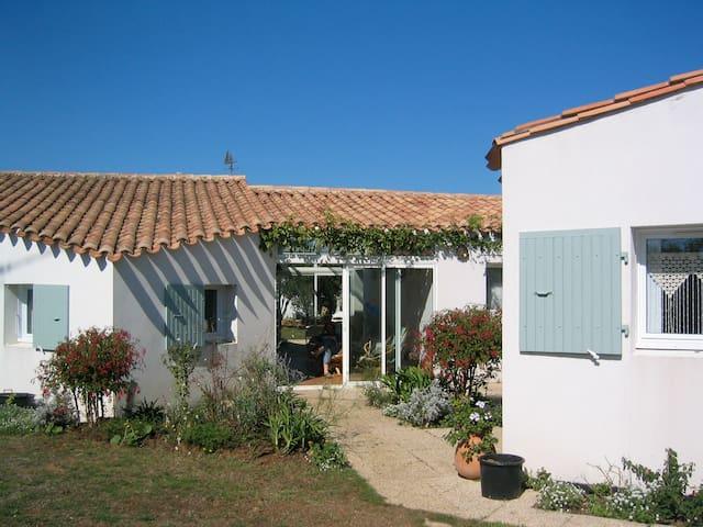 Beach House - Les Portes de Ré - Les Portes-en-Ré - 獨棟