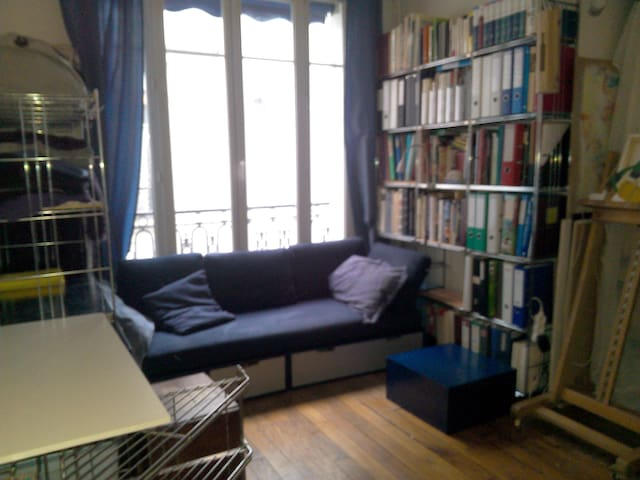 Studio in the heart of Paris